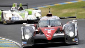 Toyota TS050 - #5 - 24h Le Mans - Sonntag - 19.06.2016
