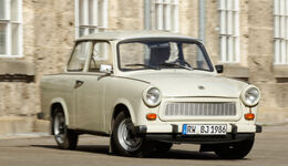 Trabant 601, Frontansicht