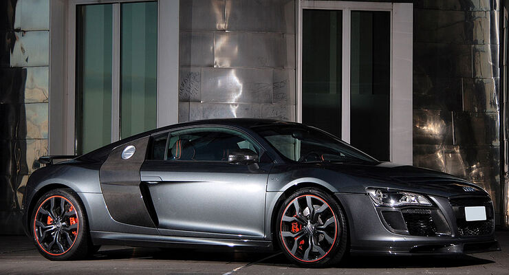 Tuner, Anderson, Audi R8 V10 Racing Edition