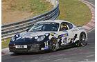 VLN 2014, #411, Porsche Cayman R, V6, Langstreckenmeisterschaft Nürburgring