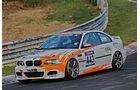 VLN 2014, #443, BMW M3, V6, Langstreckenmeisterschaft Nürburgring