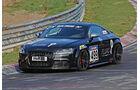 VLN 2014, #499, Audi TTS, VT2, Langstreckenmeisterschaft Nürburgring