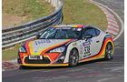 VLN 2014, #538, Toyota GT86 CUP, CUP4, Langstreckenmeisterschaft Nürburgring