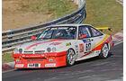 VLN 2014, #617, Opel Manta, H2, Langstreckenmeisterschaft Nürburgring