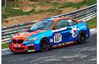 VLN 2014, #687, BMW M235i Racing CUP, CUP5, Langstreckenmeisterschaft Nürburgring