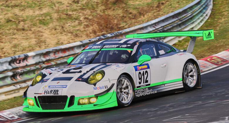 VLN 2016 - Nürburgring Nordschleife - Startnummer #912 - Porsche 911 GT3 R - SP9