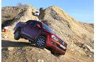 VW Amarok Canyon, Frontansicht