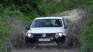 VW Amarok TDI