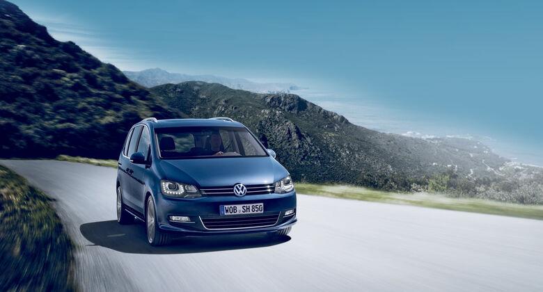 VW Bank, Wartung und Inspektion, Anzeige