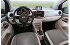 VW E-Up, Cockpit