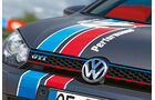 VW Golf Eibach, Emblem