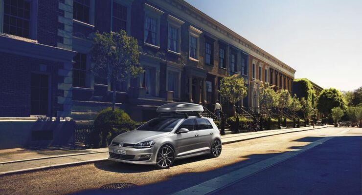 VW Golf VII Zubehör