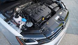 VW Jetta 2014, Motor, Diesel