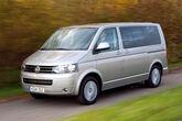 VW Multivan, Seitenansicht