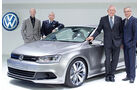 VW New Compact Coupe Detroit