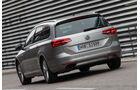 VW Passat 2.0 TDI, Heckansicht