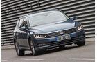 VW Passat 2.0 TSI, Frontansicht