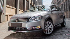 VW Passat Alltrack Concept New York