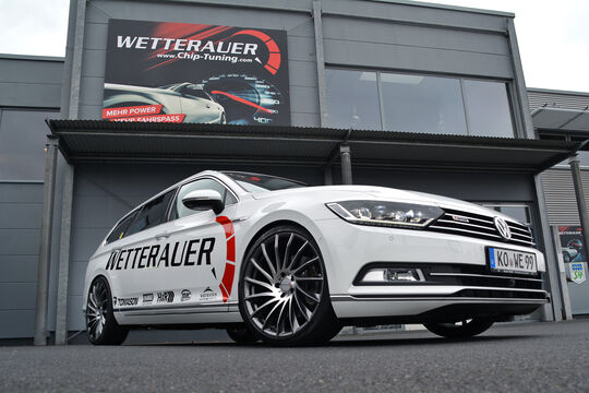 VW Passat by Wetterauer