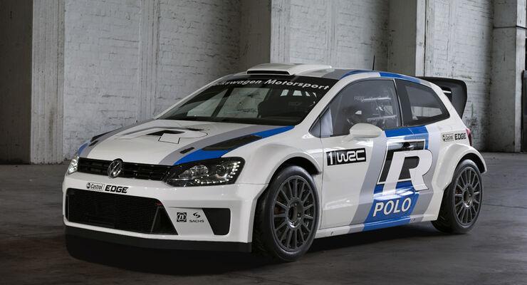 VW Polo WRC 2011