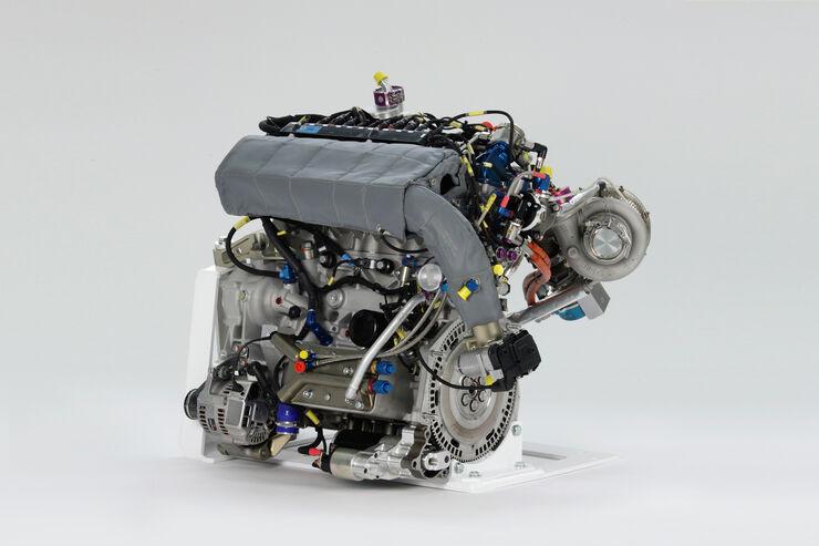 VW Polo WRC Motor: Restriktor kostet mehr als 200 PS ...