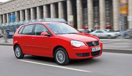 VW Polo, von 2009