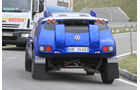 VW Race Touareg Erlkönig