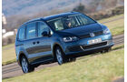 VW Sharan 1.4 TSI, Frontansicht