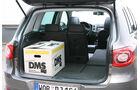 VW Tiguan 1.4 TSI 4Motion, Kofferraum