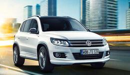 VW Tiguan CityScape Sondermodell