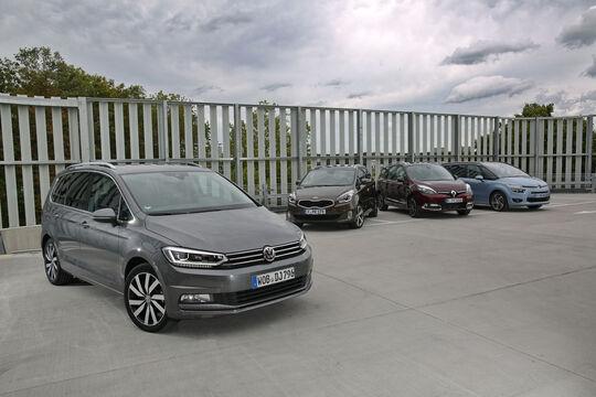 VW Touran Vergleichstest, AMS 26/115