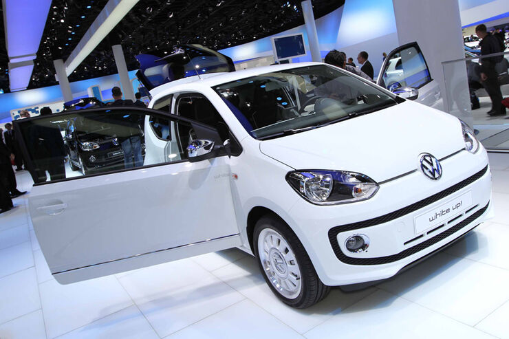 vw up auf der iaa mini auto mit maxi platz auto motor und sport. Black Bedroom Furniture Sets. Home Design Ideas