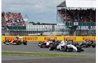Valtteri Bottas - GP England 2014