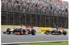 Vettel Gelbe Flaggen GP Brasilien 2012