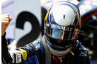 Vettel Helm GP Brasilien 2010