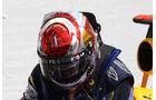 Vettel Helm GP Deutschland 2010
