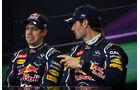 Vettel & Webber - Formel 1 - GP USA - Austin - 17. November 2012