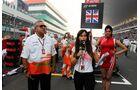 Vijay Mallya  - Formel 1 - GP Indien - 28. Oktober 2012