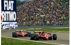 Villeneuve Pironi 1982 GP San Marino