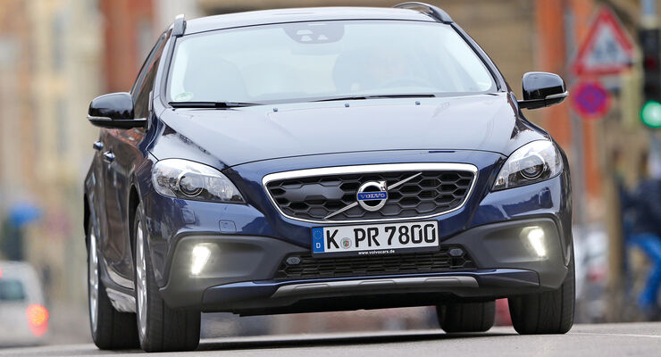 Volvo V40 Cross Country T5 AWD, Frontansicht