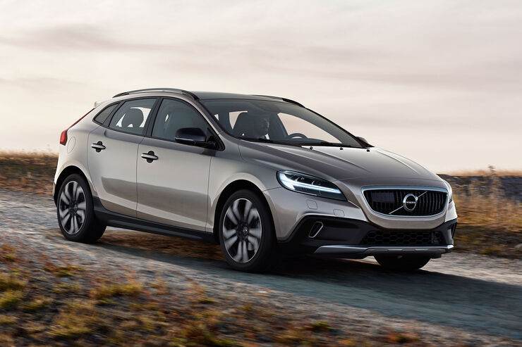 volvo v40 facelift in genf auto motor und sport. Black Bedroom Furniture Sets. Home Design Ideas