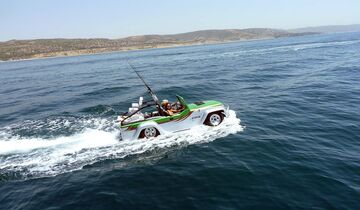 WaterCar Panther Amphibien-SUV