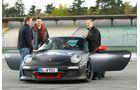 Wendland-Porsche 997 GT3 WRS 510, Testfahrer, Christian Gebhadt, Stand