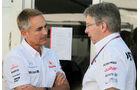 Whitmarsh & Brawn - Formel 1 - GP Kanada - 10. Juni 2012