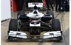 Williams FW35 Präsentation Barcelona 2013