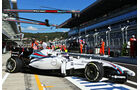 Williams - GP Russland 2014
