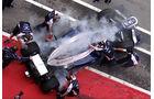 Williams Mugello Formel 1 Test 2012
