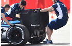 Williams - Technik - Barcelona Tests - 2016