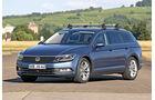 Zuladung, Fahrsicherheit, VW Passat Variant 2.0 TDI