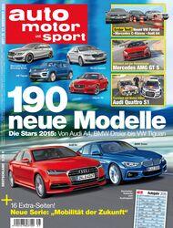 auto motor und sport (25/2014)
